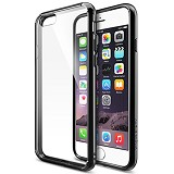 "REARTH Ringke Fusion Apple iPhone 6 / Apple iPhone 6 (4.7"") [RFAP011] - Black - Casing Handphone / Case"